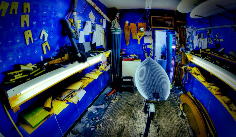 "Cole Surfboards, a San Clemente staple. Image: <a href=\""http://www.jrkenworthy.com/\"" target=\""_blank\"">Kenworthy</a>"
