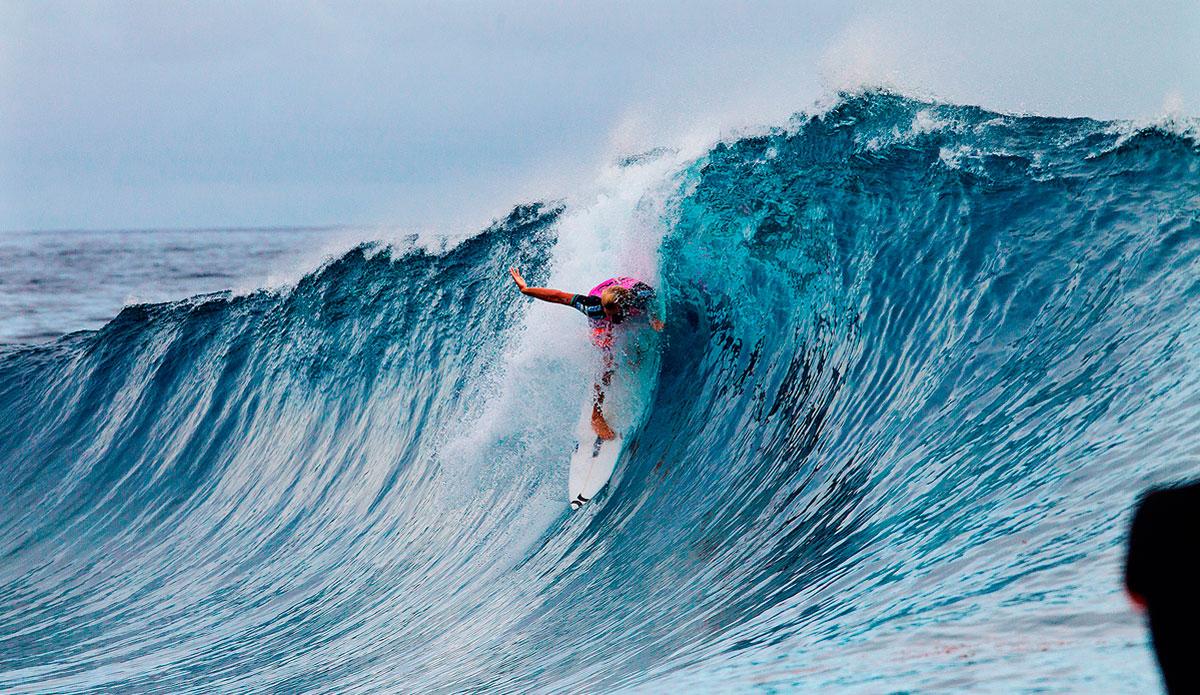 """Ace Buchan, Billabong Pro Tahiti. Photo: <a href=\""""http://www.kirstinscholtz.com/\"""">Kirstin Scholtz</a>"""