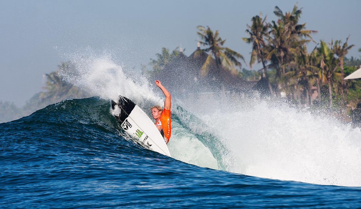 """John John Florence, Bali. Photo: <a href=\""""http://www.kirstinscholtz.com/\"""">Kirstin Scholtz</a>"""