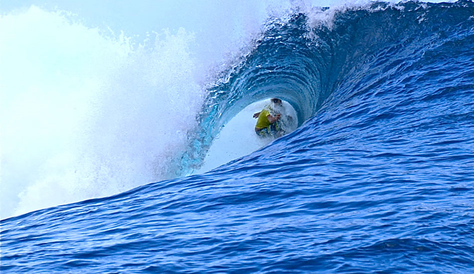 ""\""""I thought I was coming out but the lip just clipped me in the head."""" Photo: <a href=""""http://surfingvisions.com/"""" target=_blank>Tim Bonython Productions</a>.""950|550|?|en|2|4e876246a4ab7f5de075fbfde0970a0e|False|UNLIKELY|0.30396562814712524