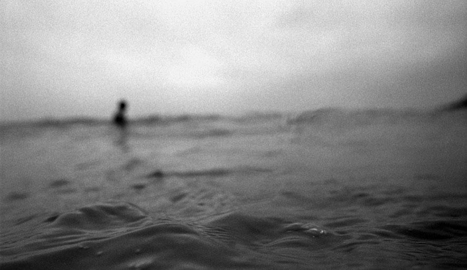 "Loner on a cold winter day. Photo: <a href=\""http://www.stephenarthurmilner.com\"">Stephen Milner</a>"