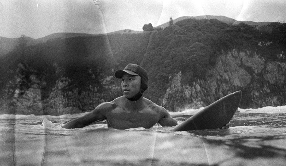 "I flooded my Nikonos-V camera, dried salt water created this effect on my film.  Photo: <a href=\""http://www.stephenarthurmilner.com\"">Stephen Milner</a>"