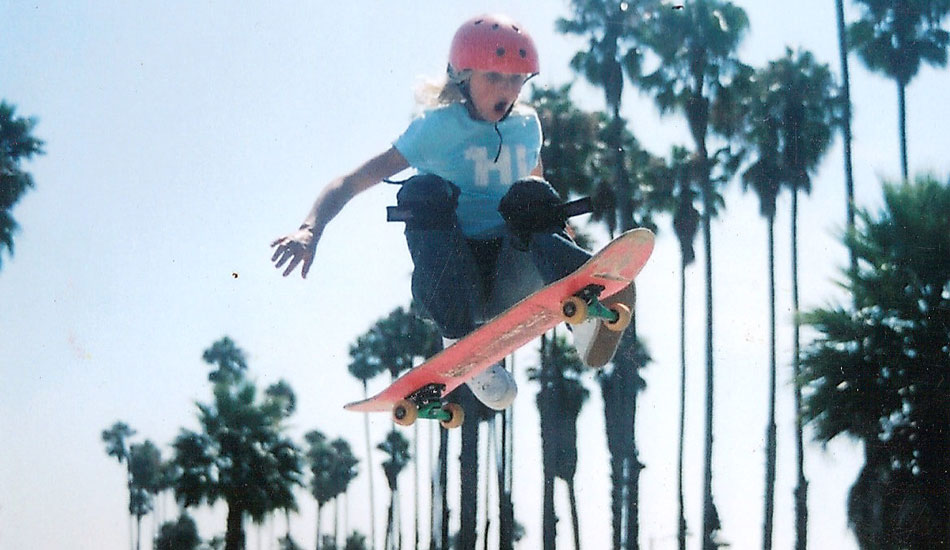Haha throw back Thursday? I used to be a huge skater when I was younger I still do skate from time to time. This is a classic shot of me at the local Santa Barbara skate park.