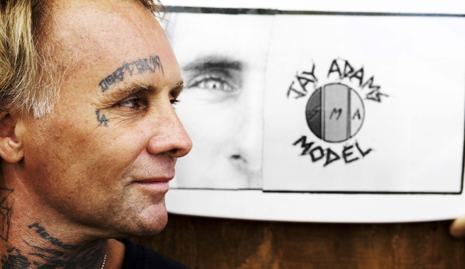 JAY ADAMS. 