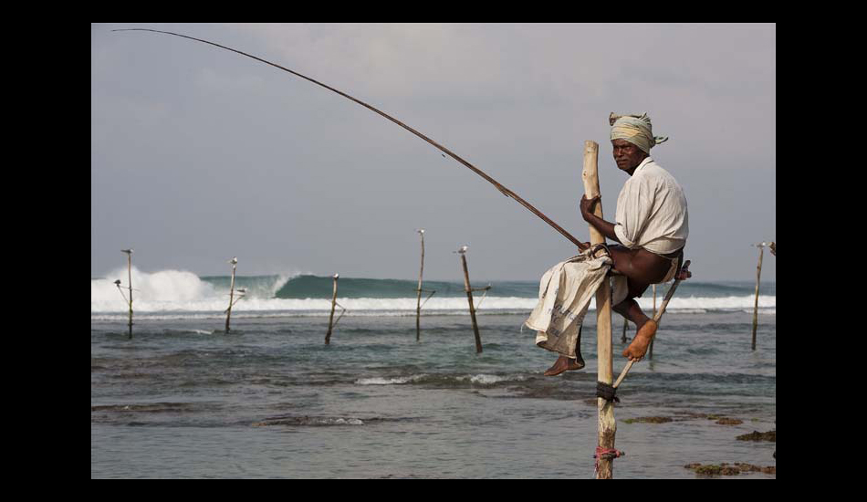 SOMEWHERE IN SRI LANKA. 