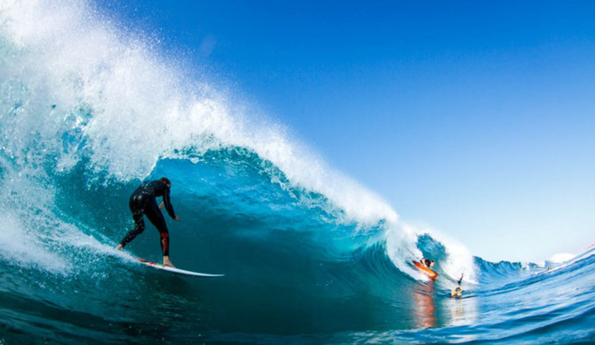 Another one of Oliver Kurtz during the beginning pulses of Hurricane Marie.