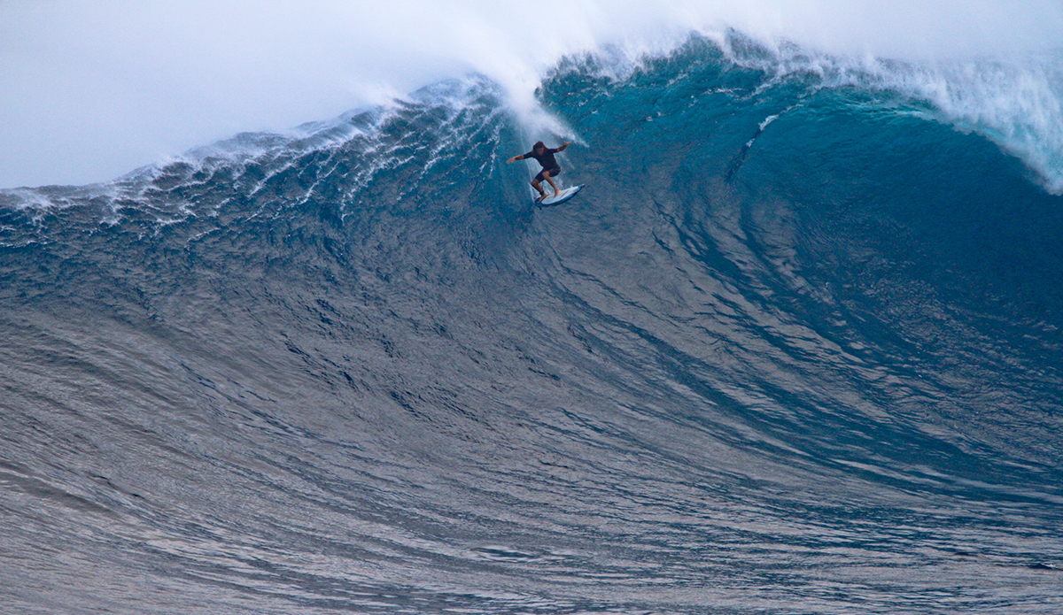 Cliff Kapono. Photo: Aaron Lynton
