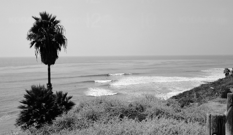 "My parents live right up the street from Swamis. It\'s basically where I learned how to surf and where I surfed for the first part of my surfing life. It will always have a special place in my heart. Image: <a href=""http://www.robmachado.com/\"" target=\""_blank\"">Machado</a>"