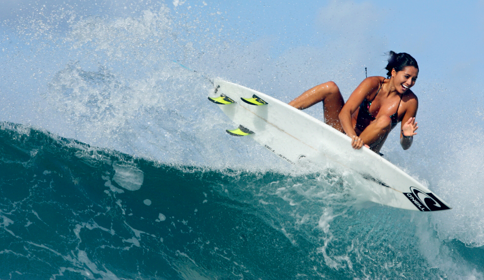 """Happy? You bet she is. Photo: <a href=\""""http://www.mikecoots.com\"""">Mike Coots</a>"""