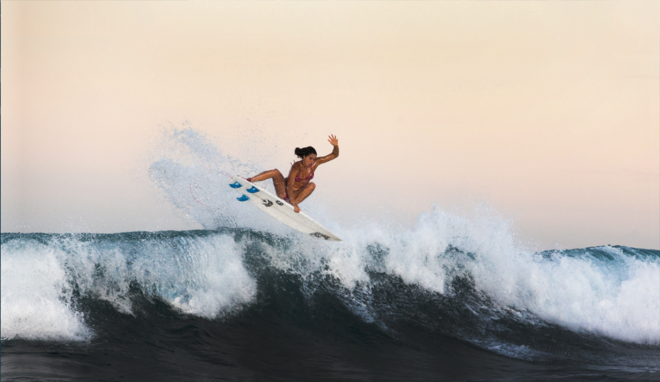 """Malia\'s got style for days. Photo: <a href=\""""http://www.mikecoots.com\"""">Mike Coots</a>"""
