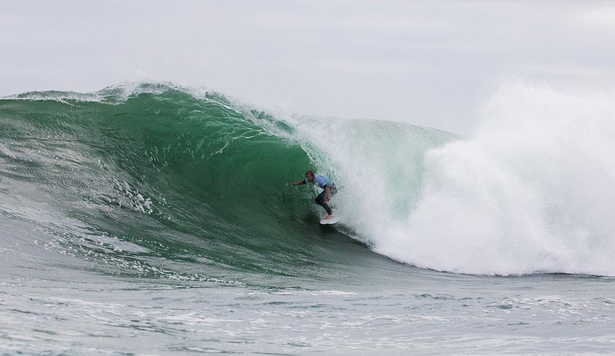 "David Delroy-Carr. Image: WSL/<a href=\""https://www.instagram.com/mattydunbar/\"">Dunbar</a>"