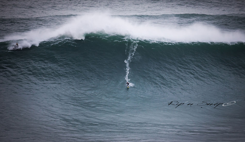 "Andrew Cotton on a bomb. Photo: <a href=""https://www.facebook.com/ripandsnap\"" target=_blank>Mark Wengler</a>"