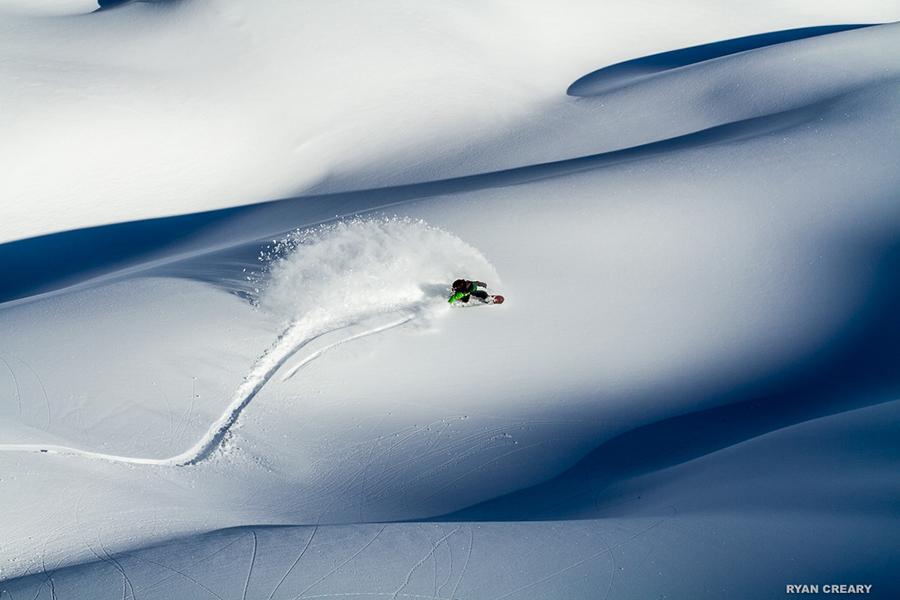 Kevin Shepard, Rogers Pass, British Columbia. Photo: Ryan Creary