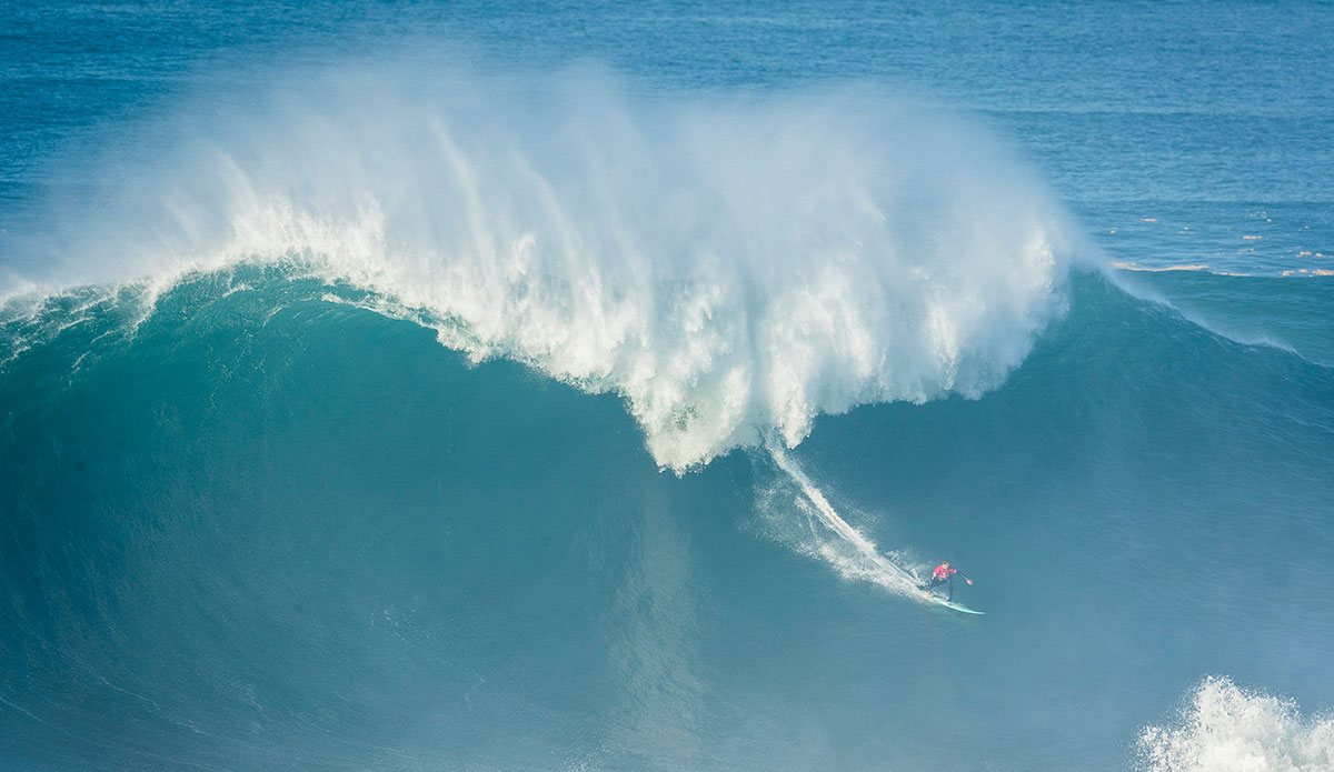 Ian Walsh. Image: Poullenot/WSL