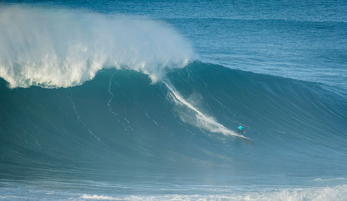 Tom Lowe. Image: Poullenot/WSL