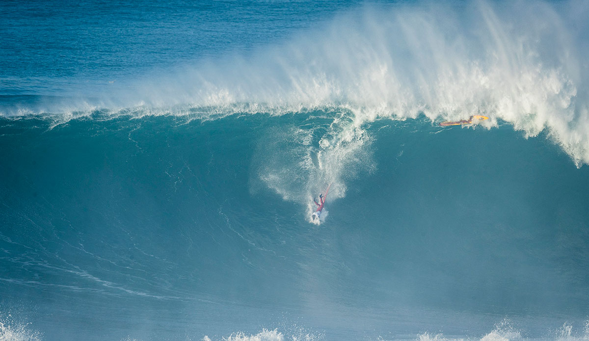 Will Skudin. Image: Poullenot/WSL