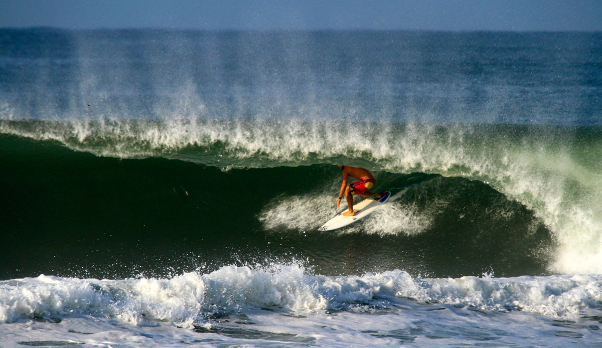 Yup, there are barrels. And offshores. Everything you need.