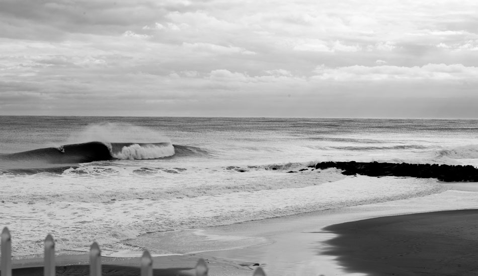 """New Jersey doing its best Hossegor impression. Photo: <a href=\""""http://mikeincitti.com/index.html\"""" target=_blank>Mike Incitti</a>"""