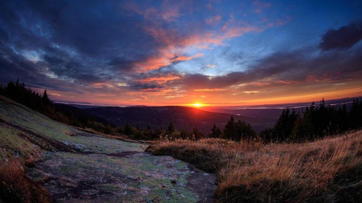 Acadia National Park. Photo: Kristin Rugg/NPS