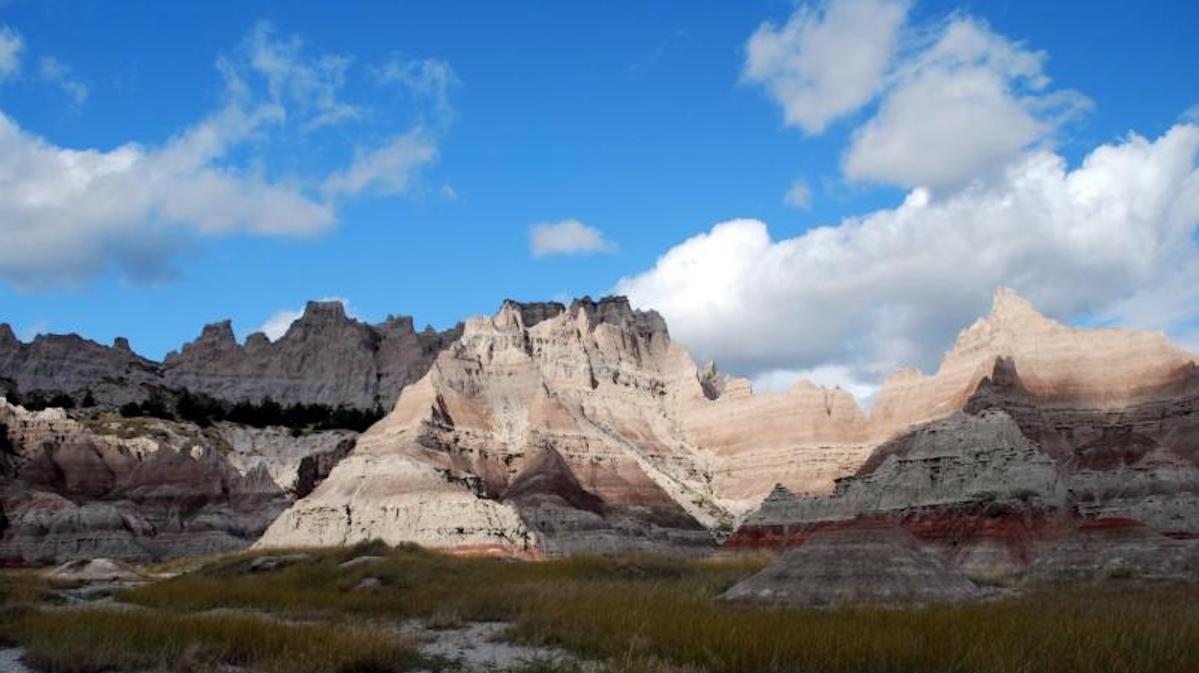 Badlands National Park. Photo: NPS