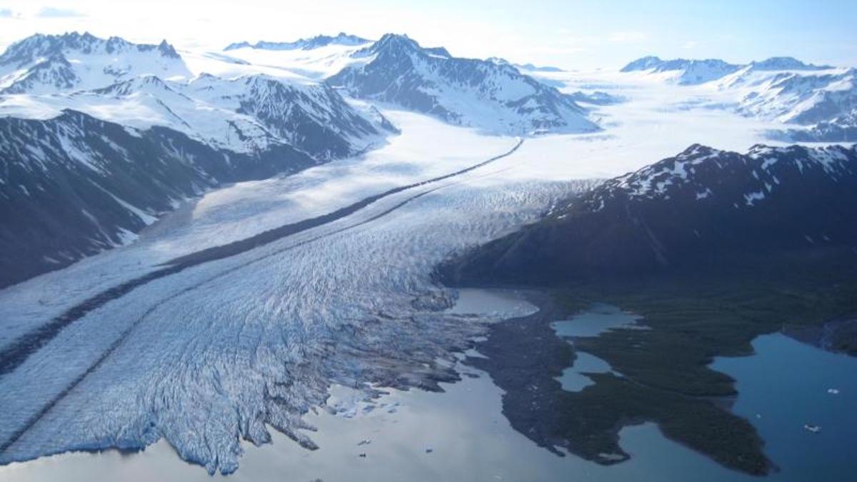 Bear Glacier in Kenai Fjords. Photo: NPS