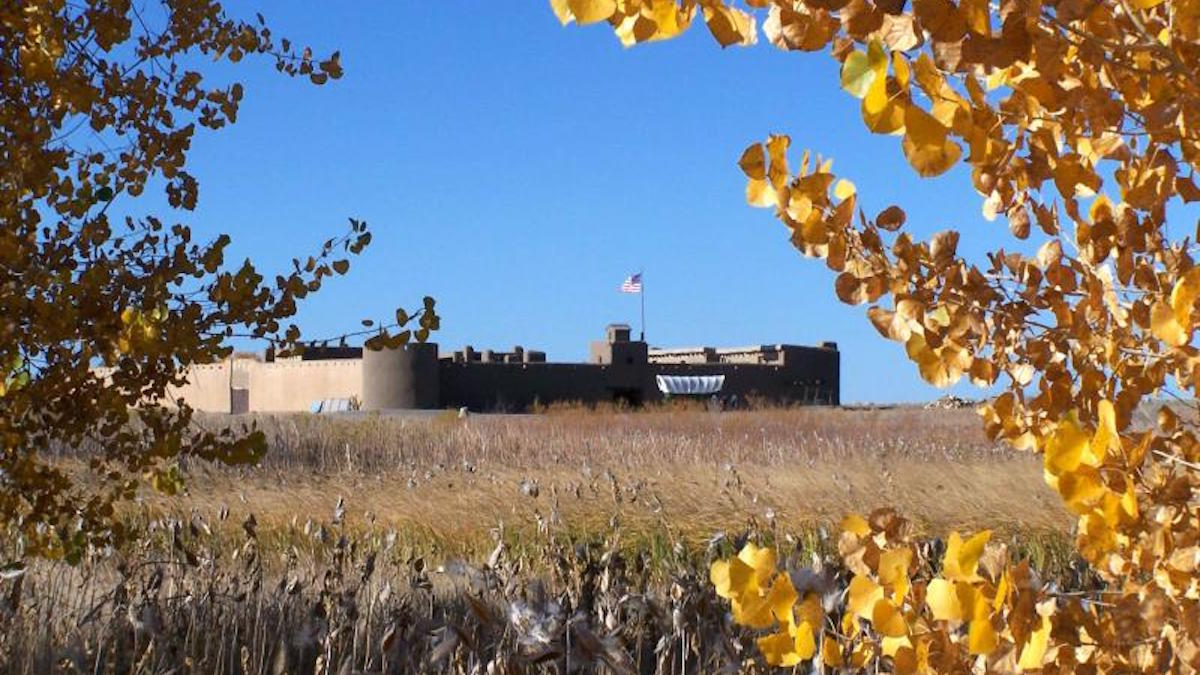 Bent\'s Old Fort. Photo: NPS