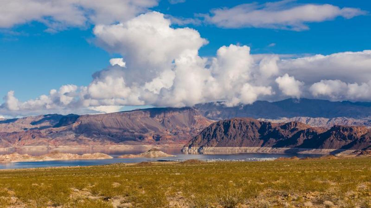 Boulder Basin in Lake Mead. Photo: Andrew Cattoir/NPS