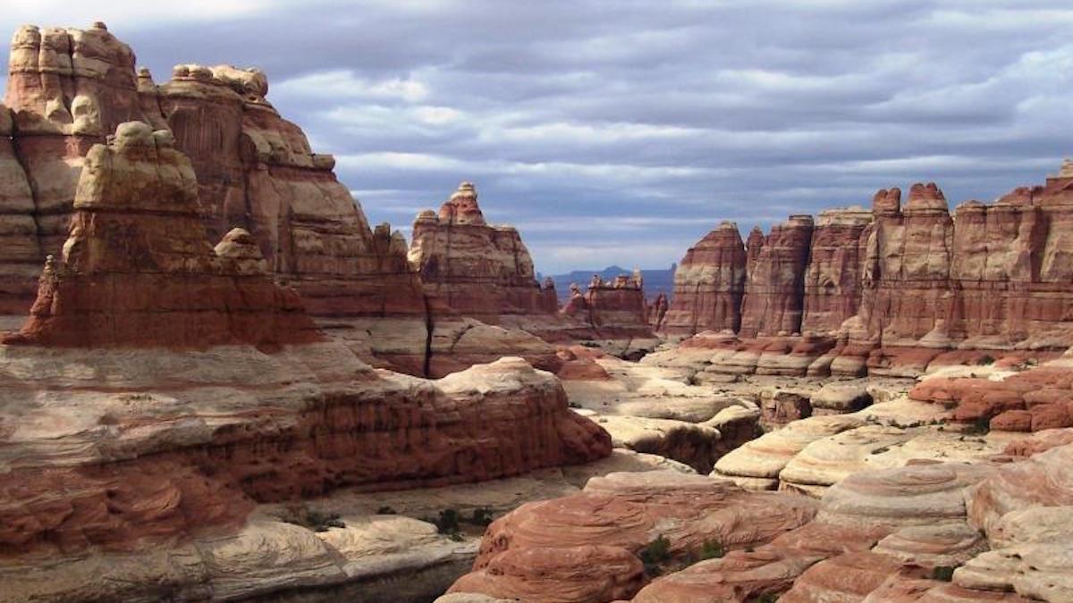 Canyonlands National Park. Photo: Gwen Gerber/NPS