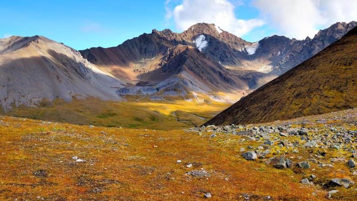 Dixie Pass Trail. Photo: NPS