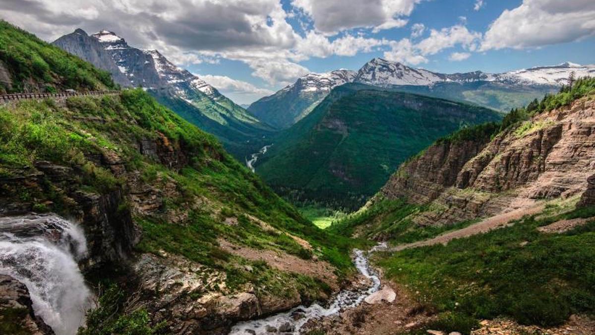 Glacier National Park. Photo: Tim Rains/NPS
