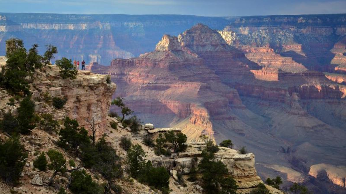 Grand Canyon National Park. Photo: NPS