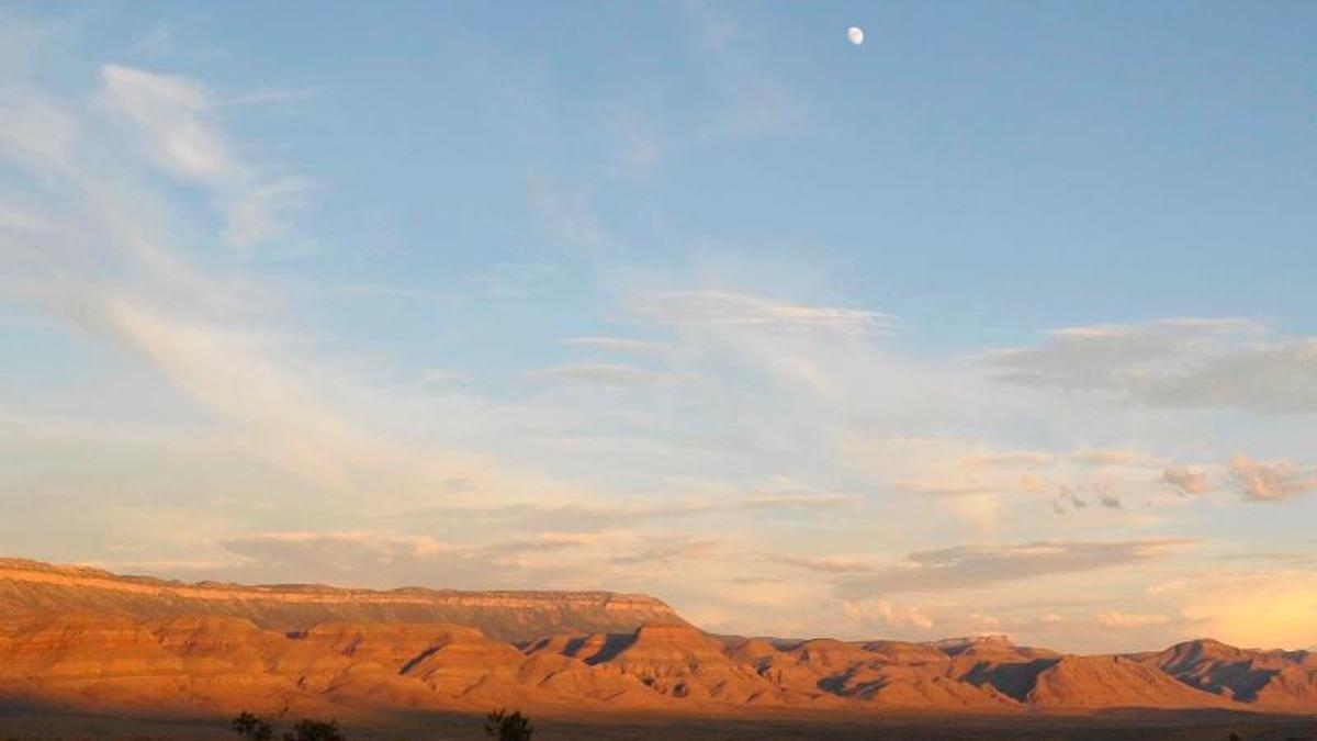 Grand Wash Cliffs. Photo: NPS