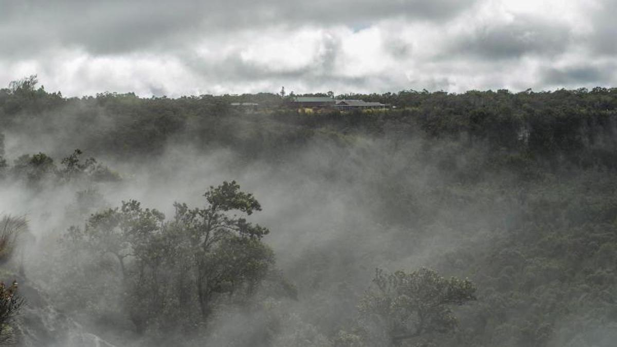 Hawai\'i Volcanoes National Park. Photo: NPS