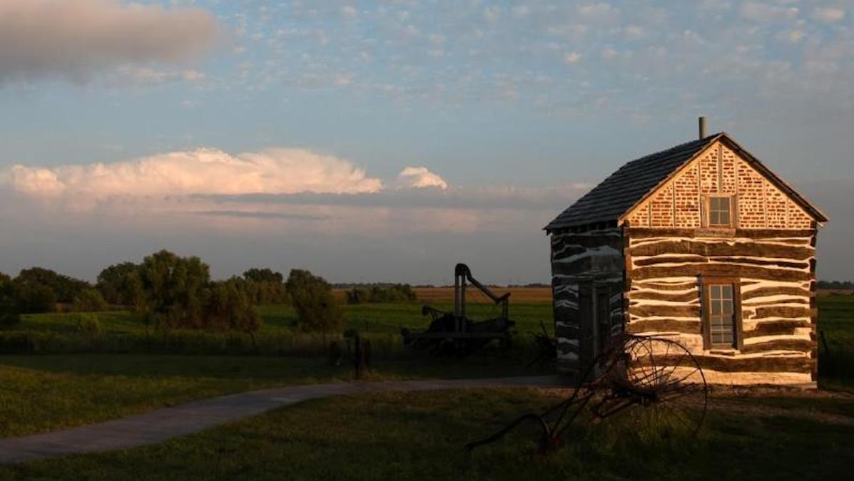 Homestead National Monument. Photo: NPS