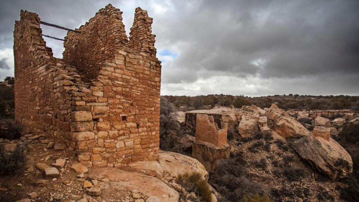 Hovenweep National Monument. Photo: Jacob W. Frank