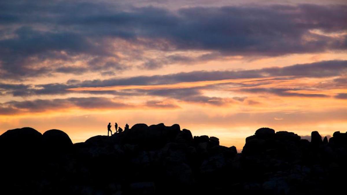 Jumbo rocks in Joshua Tree. Photo: Brad Sutton/NPS