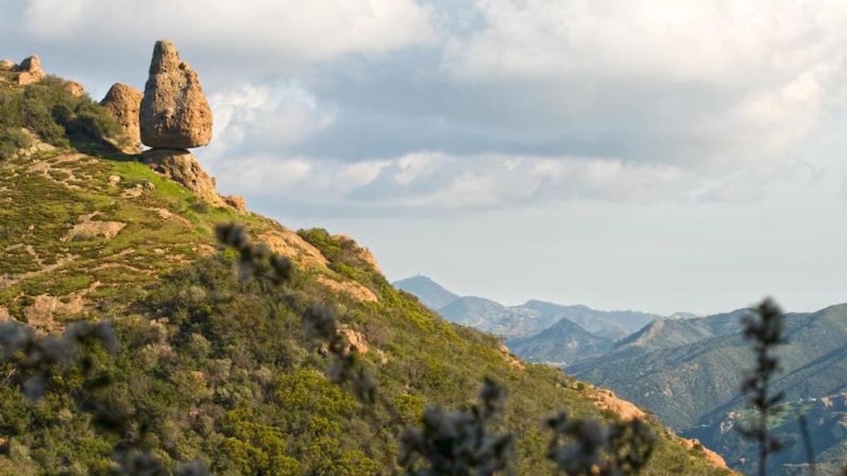 Mishe Mokwa Trail in Santa Monica Mountains. Photo: NPS