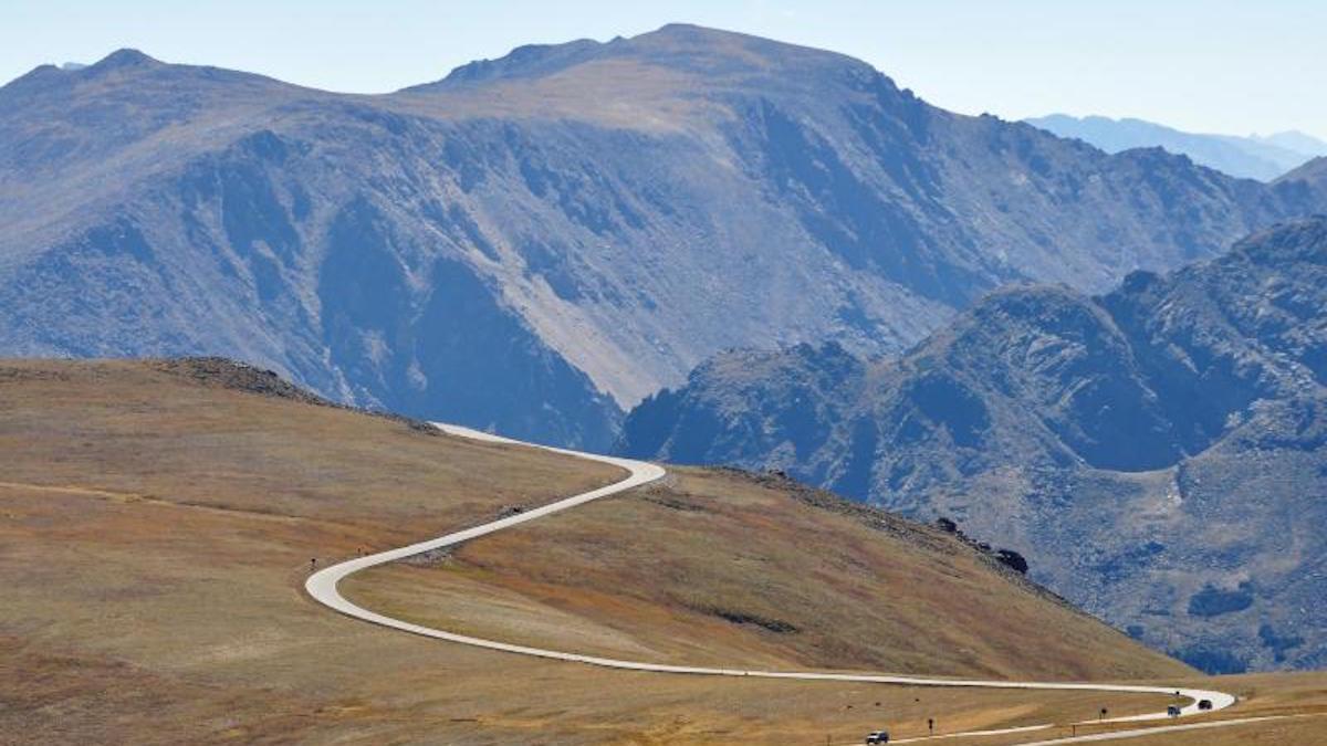 Rocky Mountain National Park. Photo: NPS