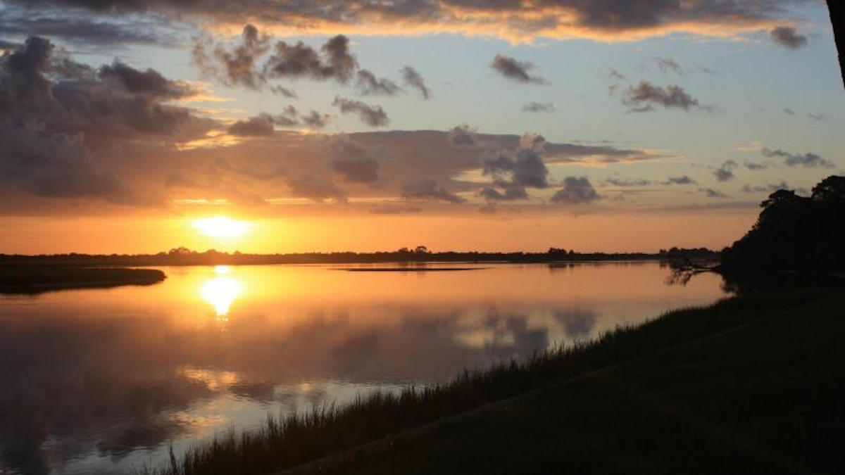 Sunrise at Timucuan Ecological and Historical Preserve. Photo: Susie Sernaker/NPS
