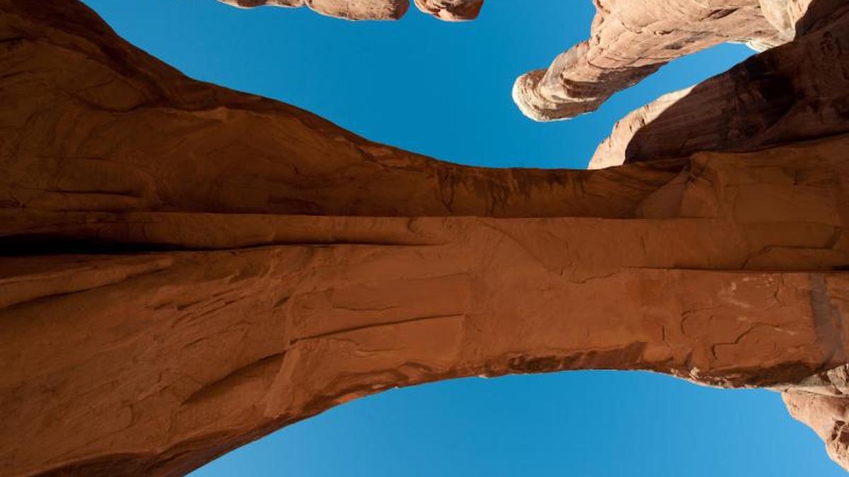 Tower Arch. Photo: NPS