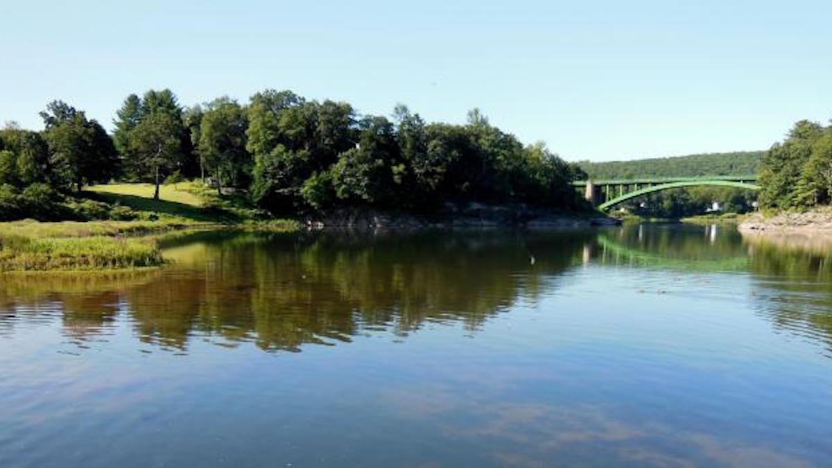 Upper Delaware River. Photo: NPS