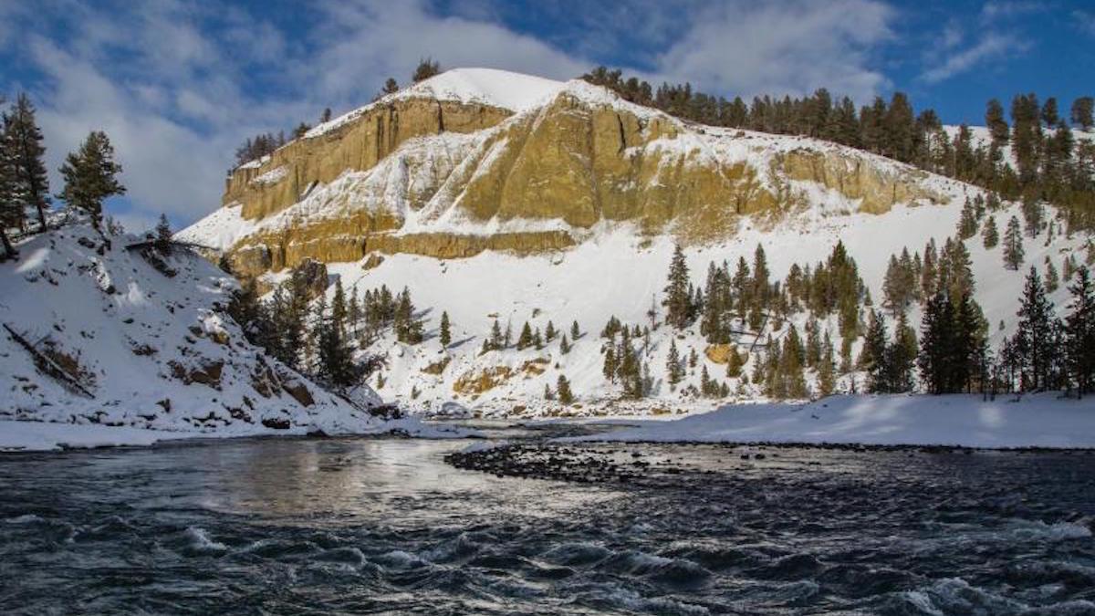 Yellowstone River. Photo: NPS