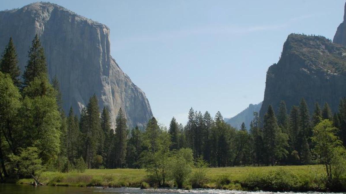 Yosemite Valley. Photo: NPS