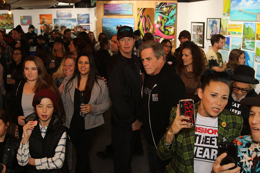 A packed house opening night. Photo: Jerry Jaramillo