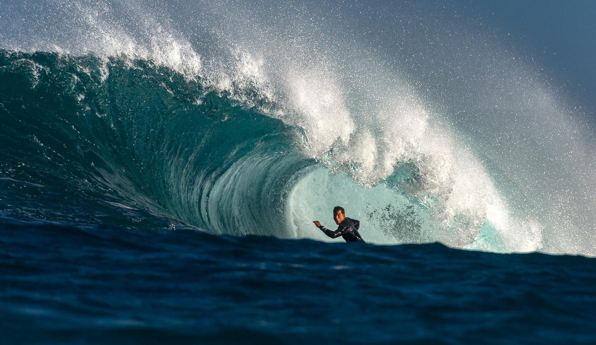 Michel Bourez. Photo: Peter Jovic