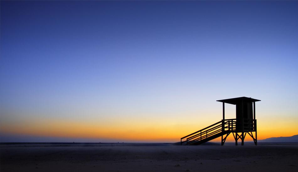 "Landscape Al puro estilo californiano. Californian Landscape. Image: <a href=\""http://lucashoot.blogspot.com\"">Tozzi</a></em></strong>"