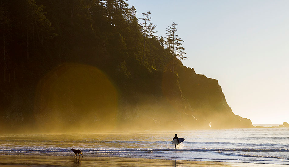 """We never get light like this in the Pacific Northwest. If you look at some of the photographers from Southern California, you'll see this type of light all over in their portfolios. Lucky ducks. Hopefully they know how good they have it because way up north, a moment like this is incredibly rare. Photo: <a href=\""""http://markmcinnis.com/\"""">Mark McInnis</a>"""
