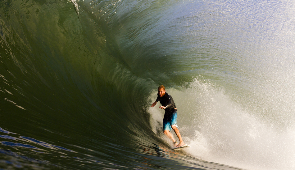 """Mark Mathews has flair. Photo: <a href=\""""http://www.raycollinsphoto.com/\"""" target=_blank>Ray Collins</a>."""