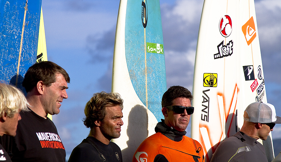 "Ryan Augenstein, Grant Washburn, Nathan Fletcher, Peter Mel and Tyler Smith. Photo: <a href=\""http://instagram.com/migdailphoto\""> Seth Migdail</a>"