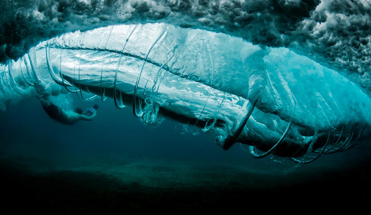"""Beneath the vortex. Photo: <a href=\""""https://www.raycollinsphoto.com\"""">RayCollinsPhoto.com</a>"""